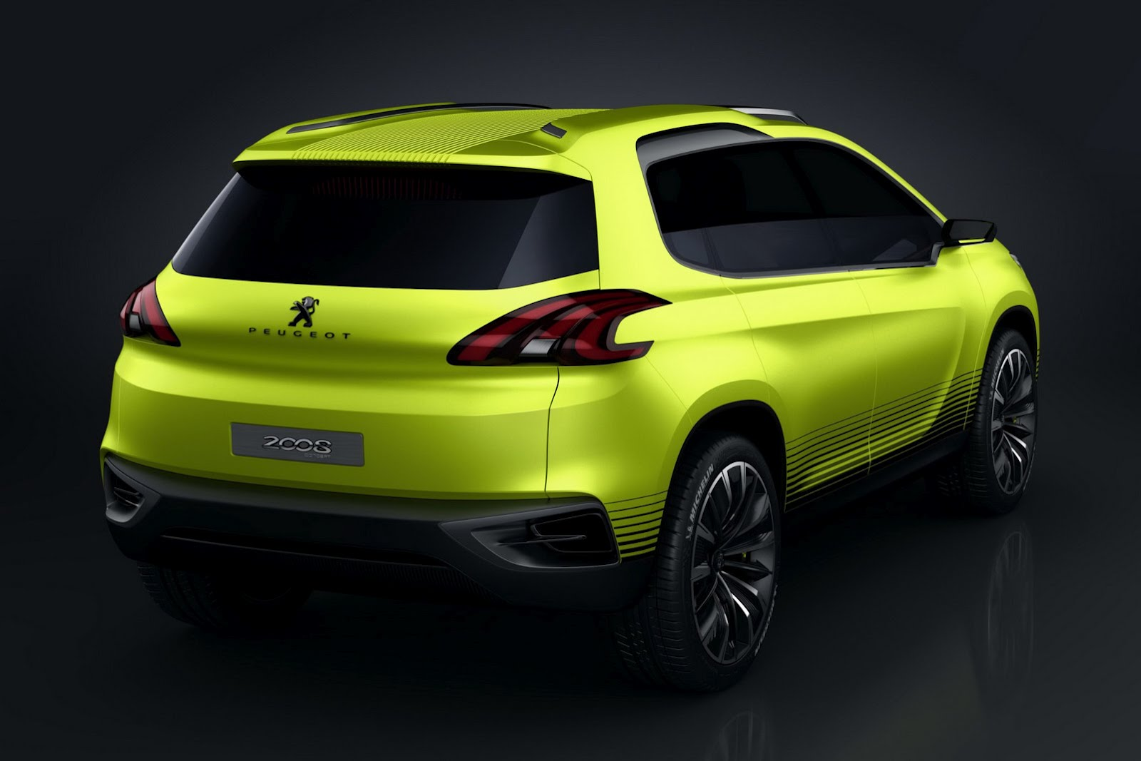 peugeot 2008 concept crossover model to rival nissan juke newsautomagz. Black Bedroom Furniture Sets. Home Design Ideas