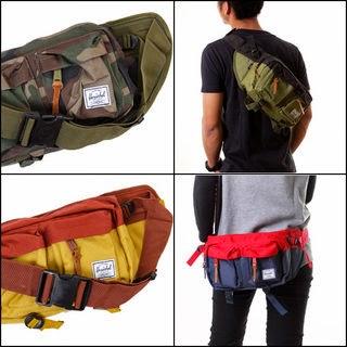 Konveksi Waist Bags atau Hippack Bandung