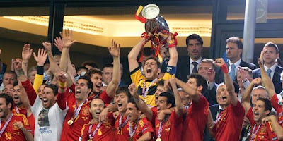 Video Spanyol vs Italia Final Euro 2012