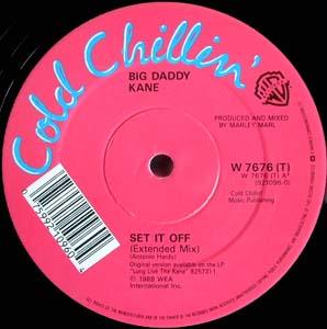 Big Daddy Kane – Set It Off (VLS) (1988) (192 kbps)