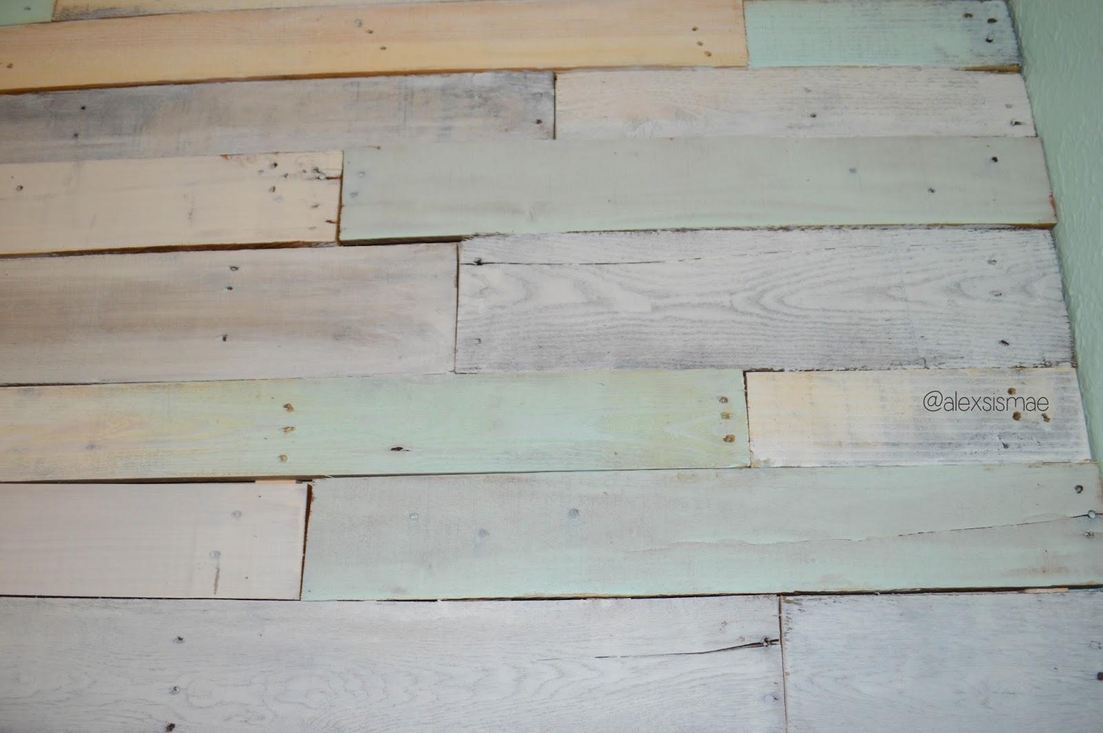 pallet wood wall whitewash. whitewashed pallet wall wood whitewash a