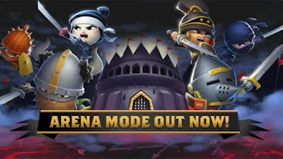 Game World of Warriors Mega Mod + Data Apk Android