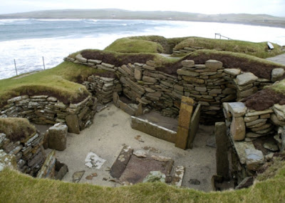 Erosion damaging Scotland's archaeological sites