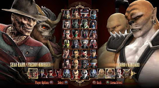 Download Game PC Mortal Kombat : Komplete Edition