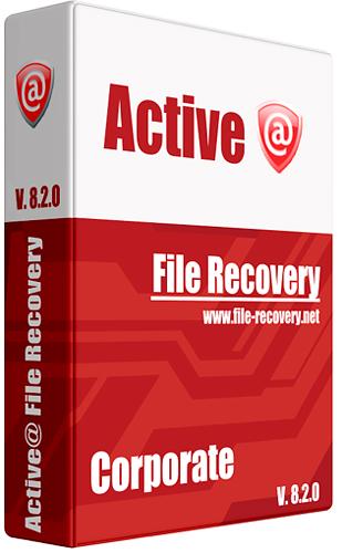 برنامج Active@ File Recovery لاستعادة الملفات المحذوفة بعد الفورمات