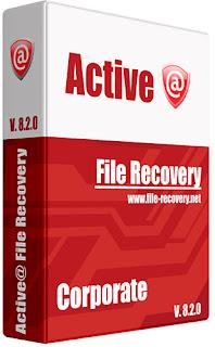 تحميل برنامج Active@ File Recovery 11 مجانا لاستعادة الملفات المحذوفة بعد الفورمات