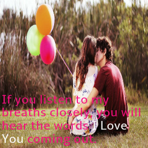 Kiss Love Quotes In Hindi : Hindi Quotes With Romantic Couple DP Image, Impress Your husband to ...