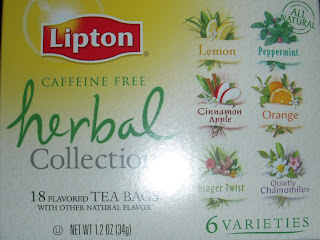 Lipton Herbal Collection