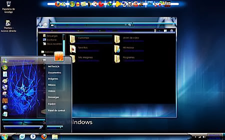 Download themes Win 7 cực đẹp độc đáo - Windows 7 themes