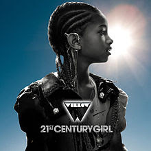 Willow Smith - 21st Century Girl single cover