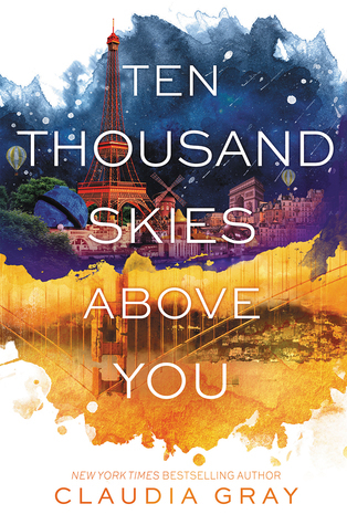 Ten Thousand Skies Above You book cover