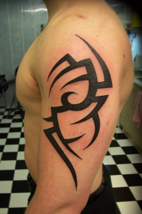tribal tattoo designs for arms-26