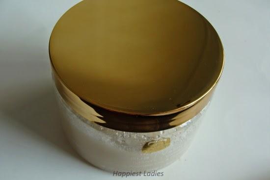 Kedem Salt Scrub Vanilla