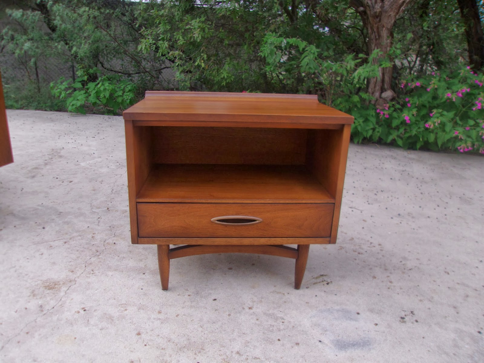 Mad for mid century october 2013 for Modern nightstands for sale
