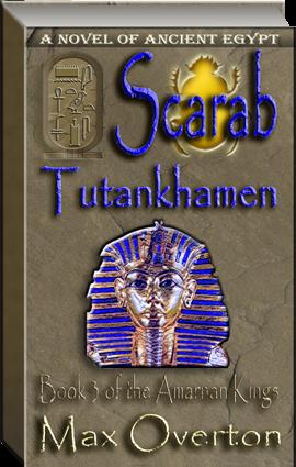 SCARAB 3 BOOK
