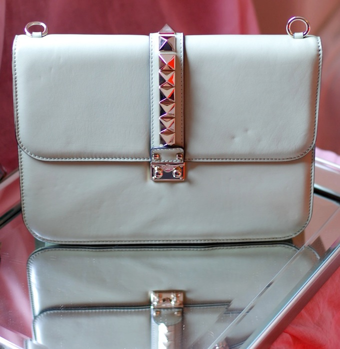 Valention Rockstud Flap Bag Covet and Acquire