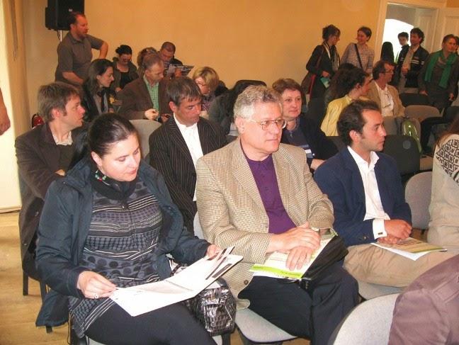 """Bonțida, 13-15 mai 2010, Castelul Banffy - Seminarul româno-francez """"Cultură și dezvoltare locală""""."""