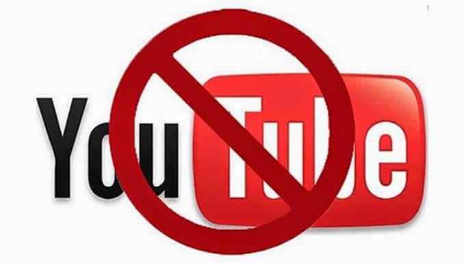 ادارة اليوتيوب تحدف قناة القصبة ويب بدون اعلام ادارة القصبة ويب