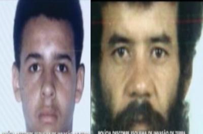 Dois homens são presos acusados de invadir terra em São Sebastião