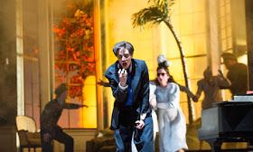 Kate Lindsey (Composer) in Ariadne auf Naxos by Richard Strauss at Glyndebourne. Photograph: Tristram Kenton