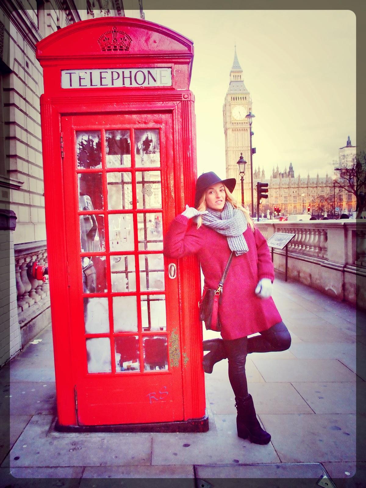 Londres Express | Ana...lízate conmigo!!!!!