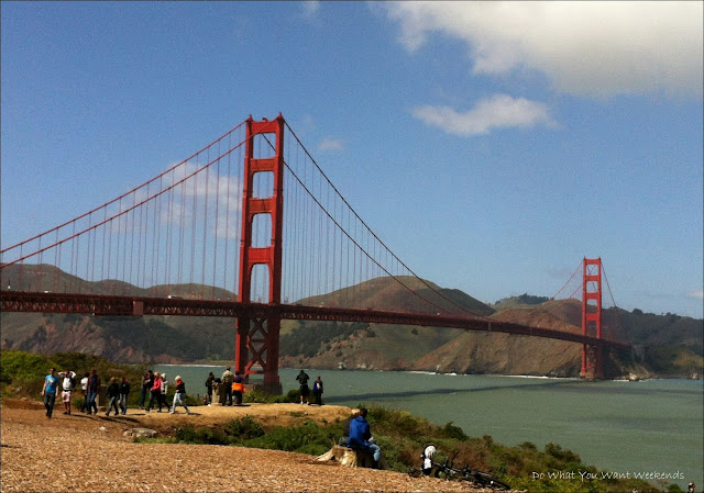 Tourist in My Own Town: Celebrate the Golden Gate Bridge