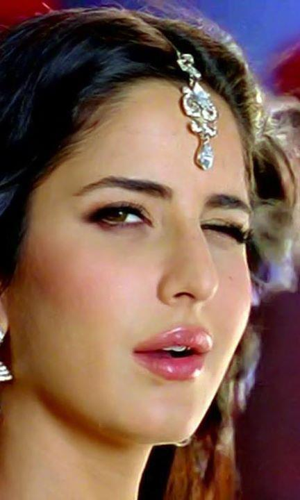 Katrina Kaif as Chikni Chameli in Agneepath
