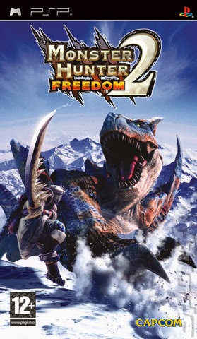 monster hunter freedom 2 ppsspp