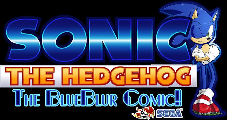 BlueBlur-Comic