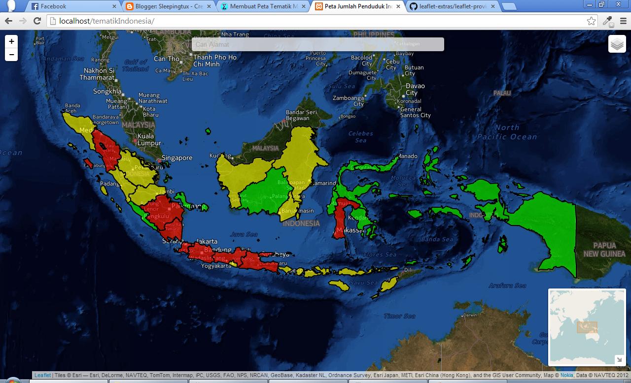 tematik indonesia