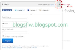 Membuat Tombol/Widget Share di Blog