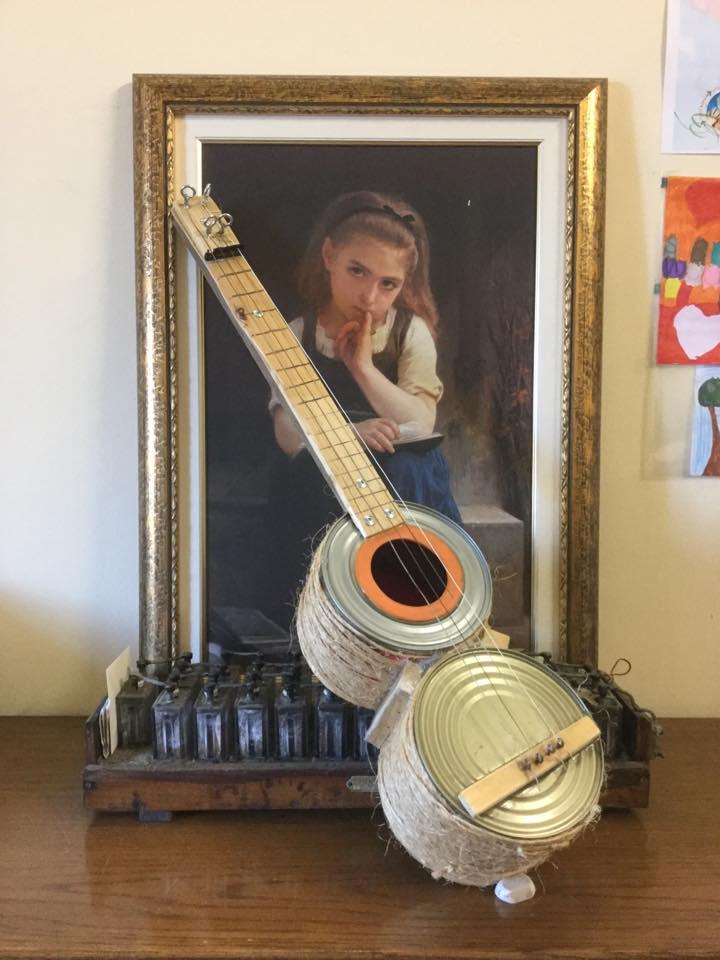 Ομαδικά έργα: «Κιθάρα»