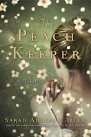 book cover of The Peach Keeper by Sarah Addison Allen