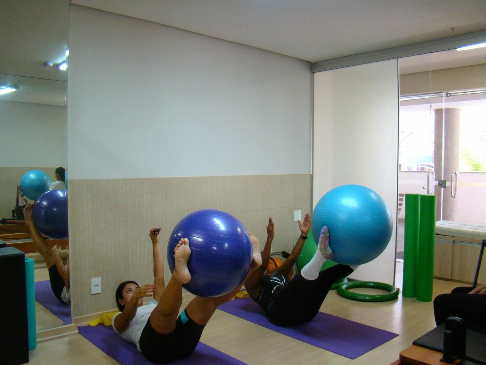 Como iniciar nas aulas de Pilates