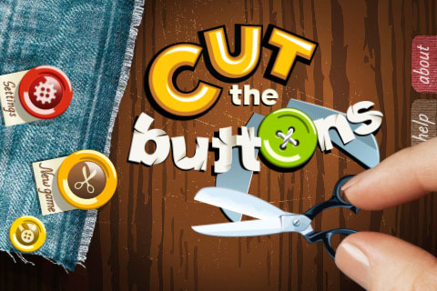 Cut The Buttons Free App Game By Open Name Ltd