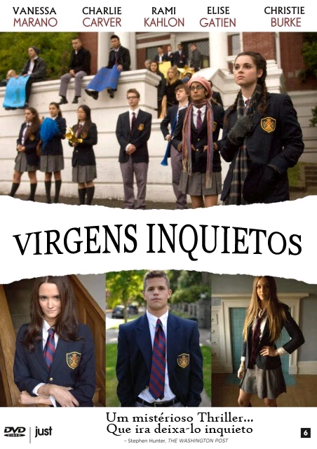 Poster do Filme Virgens Inquietos