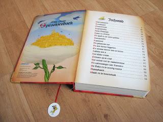 Mijn grote sprookjesboek: een voorleesboek dat er uitziet als een echt sprookjesboek!