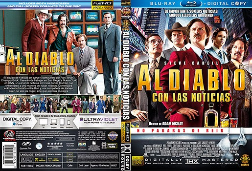 anchorman 2 the legend continues al diablo con las