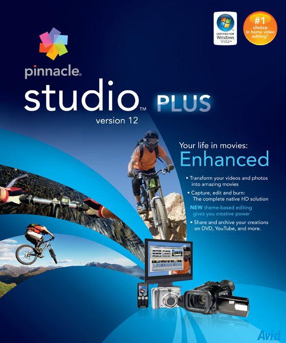 Free Download PinnacleStudio 12 Ultimate