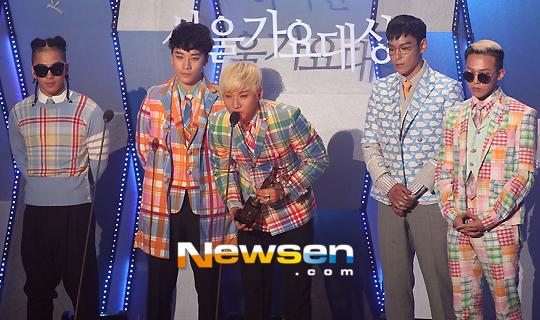 Big Bang's performances + fashion 22nd Seoul Music Awards