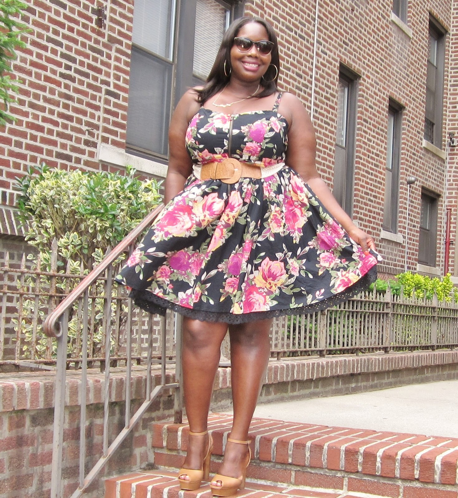 Style Journey The Fun And Flirty Fl Dress