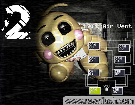 Jogue Five Nights at Freddy's 2 online