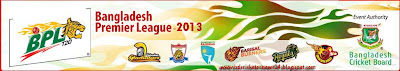 Bangladesh Premier League (BPL) 2013