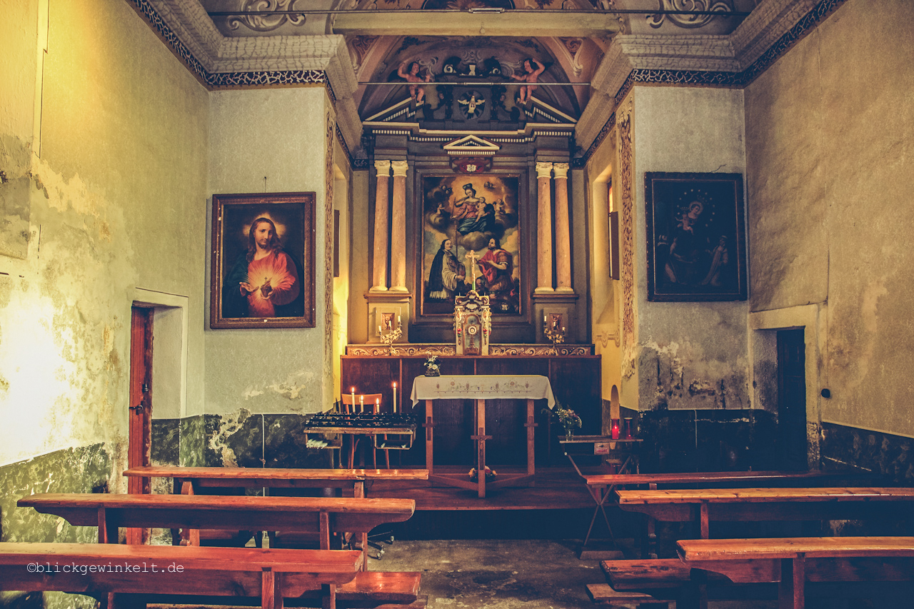 Dorfkirche, Italien