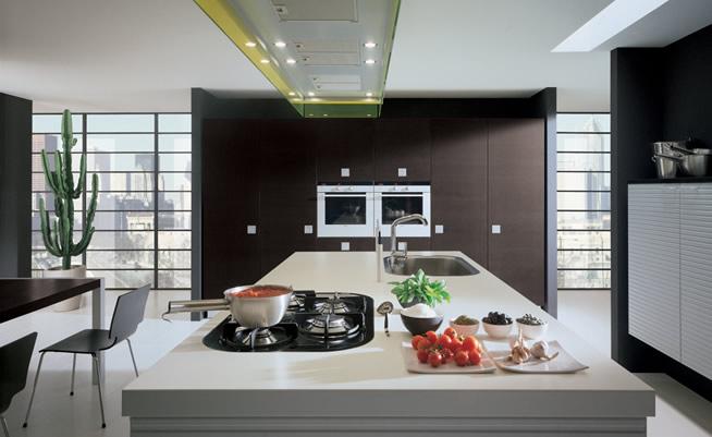 Il design di flo 39 l 39 isola che fa arredamento - La cucina di flo ...
