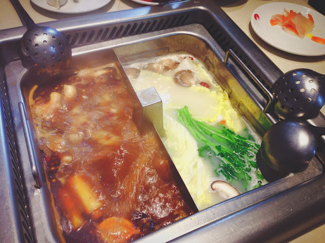 Hot Pot at Hai Di Lao