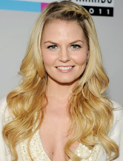 Holiday Hairstyles, Celebrities Holiday Hairstyles, Jennifer Morrison