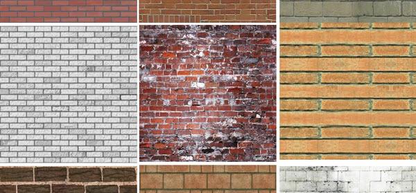 Casas y apartamentos tipos de ladrillos para construcci n - Materiales de construccion para fachadas ...