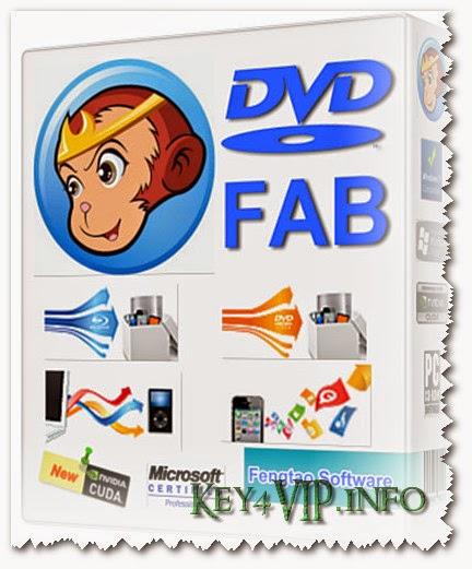 DvdFab v9.1.5.8 Full,Phần mềm sao chép và Backup CD/DVD mã hoá tuyệt vời