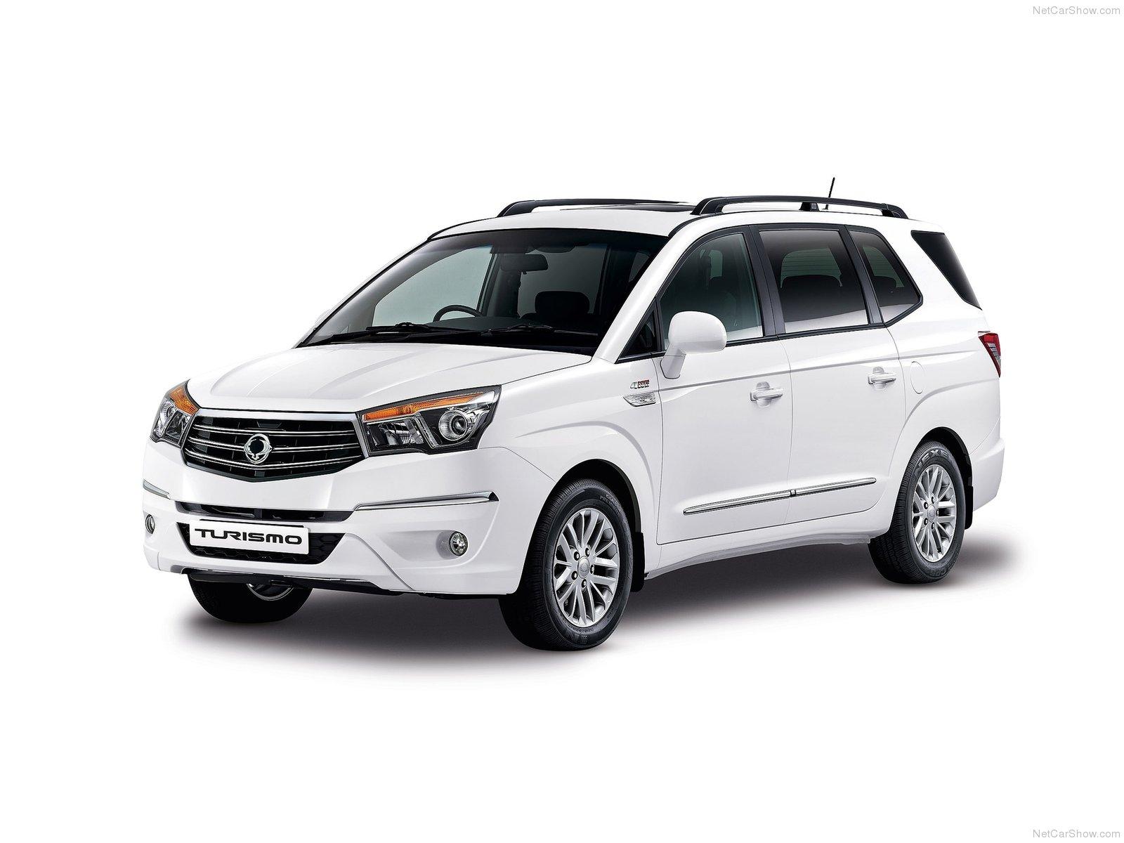 Hình ảnh xe ô tô SsangYong Turismo 2013 & nội ngoại thất